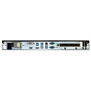 Bolzano Core i3-7 RM Low Cost 1HE Rackmount Appliance